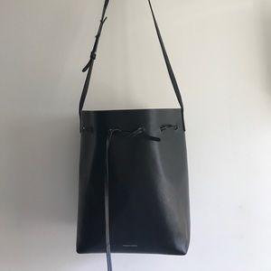 Mansur Gavriel large bucket bag.